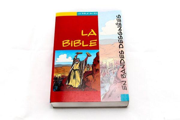 La Bible en BD (Brochee)5170-0