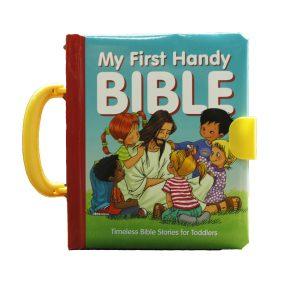 English My First Handy Bible-0