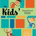 Kid's Devotional Bible NIRV Softcover-531