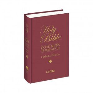 GNT Catholic Bible Vulgate HC-0