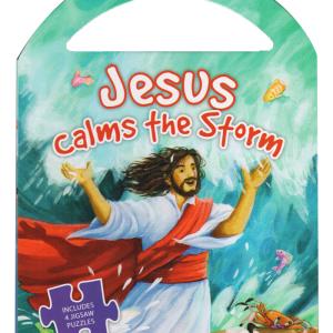 """Carry Me"" Puzzel Series - Jesus Calms the Storm-0"