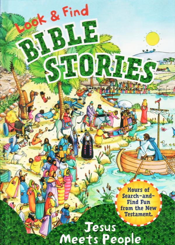 Look & Find - Jesus Meets People-0