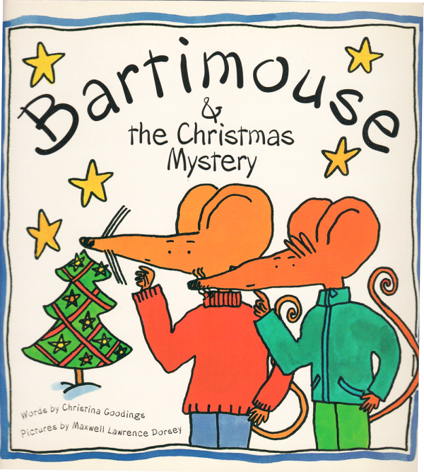 Bartimouse & the Christmas Mystery-0
