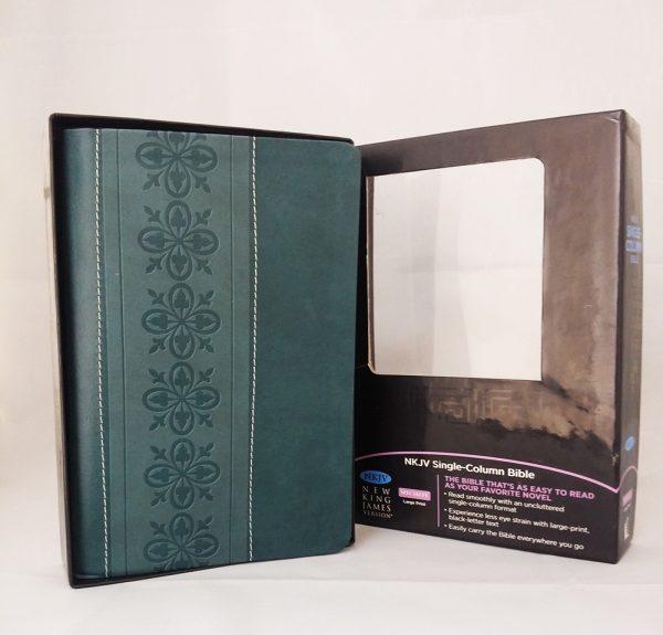 NKJV Single-Column Bible-873