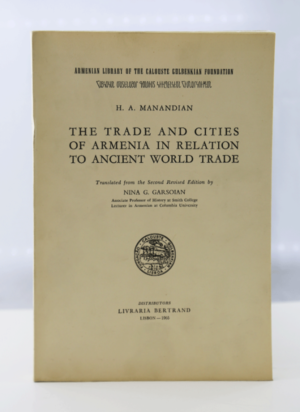 THE TRADE AND CITIES OF ARMENIA......-0