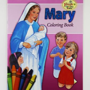 Mary Coloring Book-0