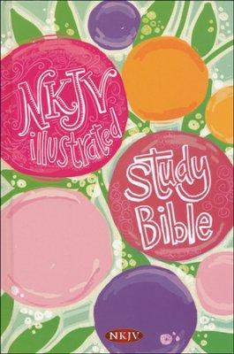 NKJV ILLUSTRATED STUDY BIBLE FOR KIDS-0
