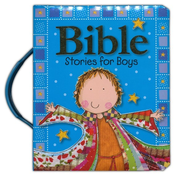 BIBLE STORIES FOR BOYS-0