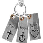 LOVE NOTES WOMEN'S NECKLACE-0