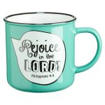 Mug Rejoice in the Lord Phil 4:4-0