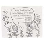 CREATIVE EXPRESSIONS COLORING CARDS-5645