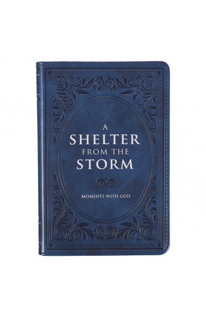 A Shelter from the storm 366 devotional-0