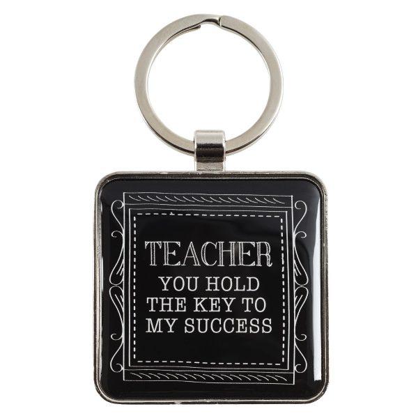 teach, inspire, motivate, keyring-5765